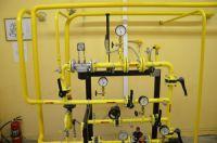 Новая линия редуцирования газа