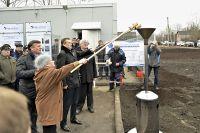 Торковичи - открытие газопровода
