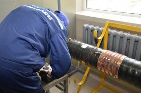 Определение свойств изоляционного покрытия газопроводов