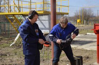 Поиск и устранение повреждения газопровода