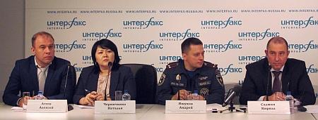 """Пресс-конференция ИА """"Интерфакс Северо-Запад"""""""